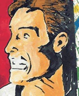 Arnold Schwarzenegger by veitsberger
